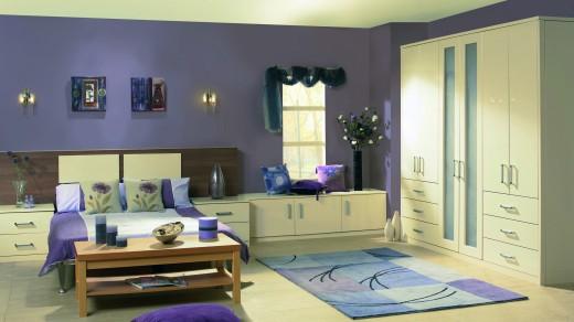 HG Cream Venice Bedroom