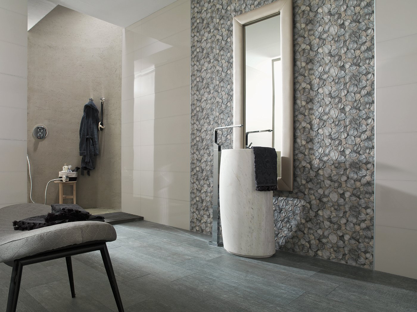 New bathroom designs swerdlow interiors for Porcelanosa bathrooms prices